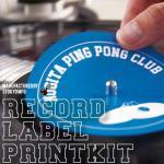 RECORD LABEL PRINT D.I.Y KIT