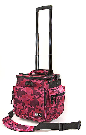 商品詳細 : U9981CP/SlingBag Trolley Deluxa /Digital Camo Pink